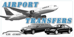 Kansas City Airport Transfers and airport shuttles
