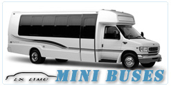 Kansas City Mini Bus rental