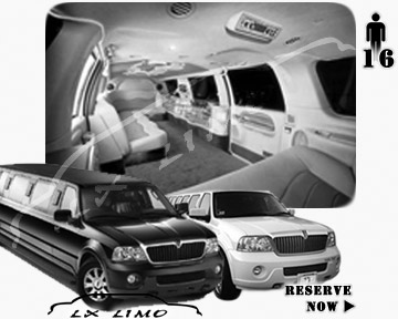Navigator SUV Kansas City Limousines services