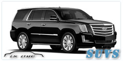 SUV for hire in Kansas City MO