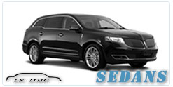 Luxury sedan service Kansas City