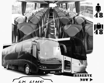 Kansas City coach Bus for rental | Kansas City coachbus for hire