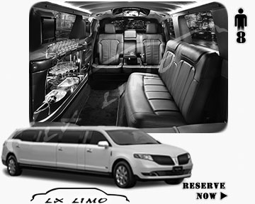 Stretch Limo for hire in Kansas City