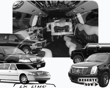 Kansas City Stretch Limos for rental